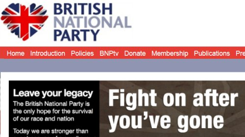 wiki british national party