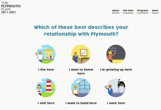 Better Access to Planning Data in Plymouth and Surrey
