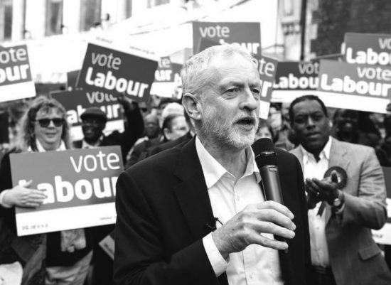 Labour Party Manifesto 2017 - Jeremy Corbyn