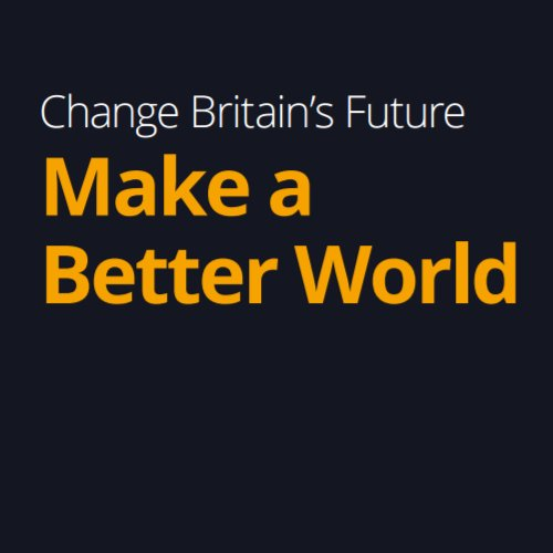 Lib Dems Manifesto 2017 - Make a Better World