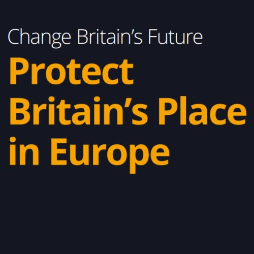 Lib Dems Manifesto 2017 - Protect Britain's Place in Europe