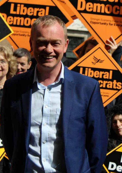 Liberal Democrats Manifesto 2017 - Tim Farron
