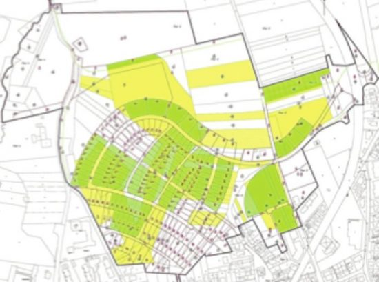 Case Study: Roettgen, Bonn Am Hoelder Land Pooling Map