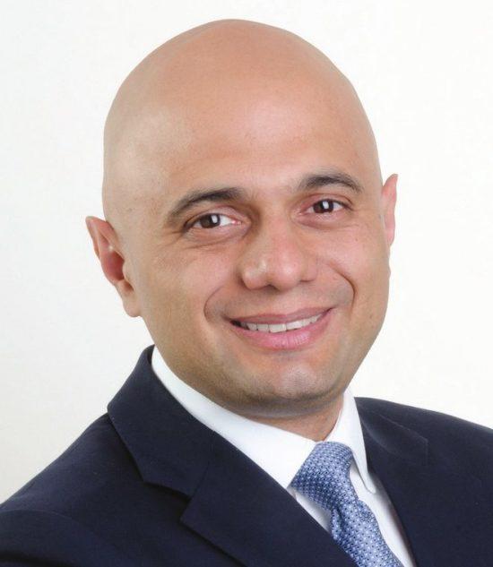 Rt Hon Sajid Javid MP