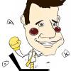 David Cameron and Nick Clegg Win the Election Political Cartoon